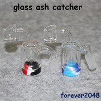 Glass Reclaim Catcher ash catcaher handmake with 4mm Quartz ...