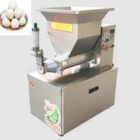 Hot sale 5-500g Commercial automatic stainless steel dough divider rounder pizza dough cutting machine pizza dough ball machine