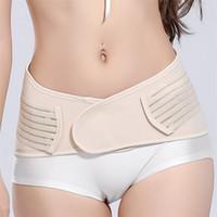 نساء ملابس داخلية للتنحيف الخصر المدرب الجسم Shapewear بعد الولادة البطن بعد الولادة حزام البطن حزام قيصرية القسم السيلياك حزام المعدة بيل