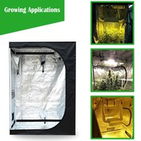 Plant Tent 600D Grow Tent Indoor Grow box 50 60 80 100 120 1...