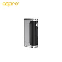 Plus récent Aspire Glint 75W Box MOD avec ASP chipset ambitionner Fit pour Nautilus GT Kit 100% Original E cig Vape Aspire Mod