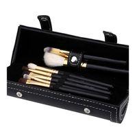 Heiße neue Marken M Barrel Verpackung Make-up Pinsel Kit Make-up Marken 9pcs Pinsel Set mit Spiegel vs Meerjungfrau