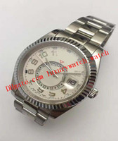 16 relojes de lujo estilo para hombre 326934 326939 326938 326935 Pulsera de acero inoxidable 42mm Asia 2813 Moda mecánica automática Moda Moda