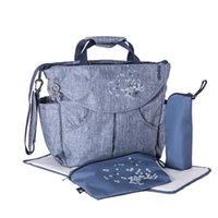 Okiedog Urban Jeans Sumo Bag Blue