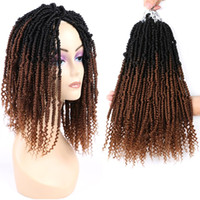 Bomb Twist Crochet Hair- Extensions Passion Twist Hair Colour...