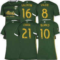 free Ship NEW 2019 2020 Men' s Portland Timbers home soc...