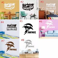 Fortnite Wall Sticker For bedroom Baby room decoration carto...