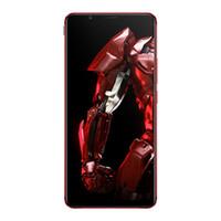الأصلي zte النوبة الأحمر ماجيك المريخ 4 جرام lte الهاتف الخليوي الألعاب 8 جيجابايت رام 128 جيجابايت rom snapdragon 845 octa core android 6.0 بوصة شاشة 16.0MP AI بصمات الأصابع الهاتف المحمول الذكية