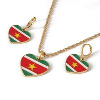 علم غانا قلادة قلادة أقراط مجوهرات خرائط البلد الغاني هدية وطنية اليوم الوطني