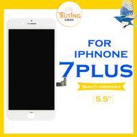 Écran de remplacement A ++ OEM Bonne qualité LCD pour iphone7Plus Écran tactile Digitizer verre Assemblée pour iPhone 7 plus écran