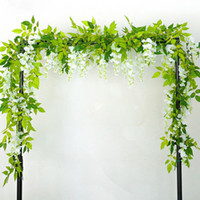 2M Artificial Ivy Fake Flowers Garland Foliage Green Leaves ...