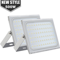 500W LED Flood Light IP65 Waterproof Equivalent Super Bright...