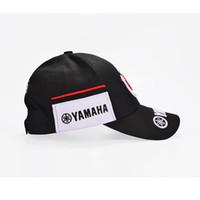 Fashion-2018 O Oficial MOTO GP Jorge Lorenzo 99 Yamaha Cap Boné de beisebol de algodão de alta qualidade chapéu Motocross Racing ajustável