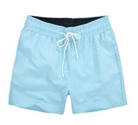 diseñador de cocodrilo para hombre Pantalones cortos de verano polo de nadada de la playa del deporte del traje de baño Bañadores Bermudas natación de moda rápidos cortos de secado de baloncesto