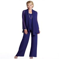 Wholesale Mother Of The Bride Pant Suits Buy Cheap Mother Of The