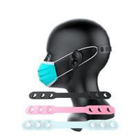 Máscara Gancho máscaras descartáveis Buckle multi-cores opcionais Wear não escorregar Orelha Silicone Extensão Grips Fabricante de Vendas Diretas 0 75sq a29