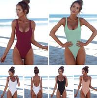 패션 비키니 수영복 여성을위한 수영복 비치웨어 여름 검은 흰색 원피스 섹시한 레이디 수영복 옷