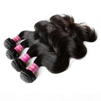 9A Brazilian Virgin Hair Body Wave Weft Hair Weave Extension...