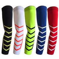 1Pc Spandex Breathable Arm Warmer Bike Basketball Elastic Compression Flexible Arm Sleeves Cycling Sun Protective Sleeves ZX05