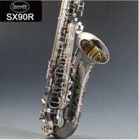 Vaka ücretsiz gönderim ile% 95 kopya Almanya JK SX90R Keilwerth Tenor saksofon siyah Tenor Sax Üst Profesyonel Müzik aleti