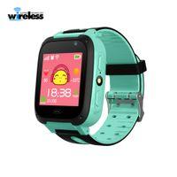 Q9 Smart Watch Дети Антизапущенные часы SmartWatch LBS Позиция Фитнес-трекер Браслет для детей Подарок