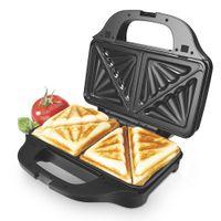 Elektrikli Waffle makinesi Demir Sandviç Makinesi Yapışmaz Tava Kabarcık Yumurta Kek Fırın Ev kahvaltı Waffle Makinesi