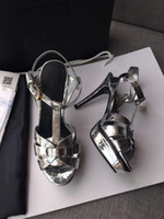 2020 Desinger cuir verni noir gris talon mode de mariée Chaussures de mariée modestes Eden talon haut soir Femmes Party Chaussures