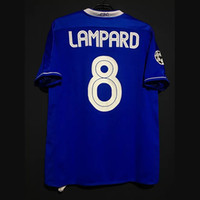 Retro Lampard Drogba Torres Terry Veron Cole Maillots de football Futbol Camisas football vintage classique Camiseta T-shirt Kit