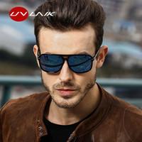 Übergroße Sonnenbrille Männer Polarisierte Spiegel Brille Fahren Sonnenbrille Mann Markendesigner Retro HD Fahrer Sonnenbrille Mit Mode box
