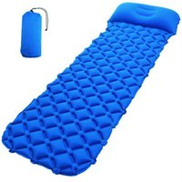 Tent Air Camping Mats Double Inflatable Cushion Outdoor Picn...