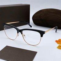 progettista di lusso delle donne degli occhiali da sole di retro modo miopia telaio marca famosa uomini Occhiali di gatto montatura occhio di guida Eyewear 5546