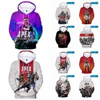 24 Styles Apex Legends Hoodies Unisex Apex Legends 3D Printe...