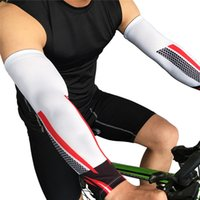 1Pair UV Protection Running Cycling Arm Warmers Basketball V...