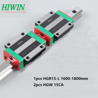 1pcs Original New HIWIN HGR15- 1600mm 1700mm 1800mm linear ra...