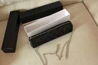 C VIP 클라이언트를 위한 선물 상자 그리고 사슬 부대를 가진 고전적인 동백나무 꽃 우산 호화스러운 로고 3 겹 가득 차있 자동적인 파라솔