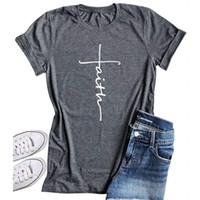 Женская летняя футболка напечатанное письмо с короткими рукавами футболка с короткими рукавами футболки