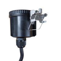 120-277V Automatic Dimming IP65 High Bay Sensore di movimento a microonde per illuminazione industriale nel parcheggio sotterraneo Garage Warehouse