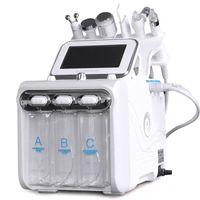 Ev Küçük Kabarcık 6 1 H2O2 Hidrojen Oksijen Jet Güzellik Yüz Makineleri Hidrojen Küçük Kabarcık Yükseltme Yüz Güzellik Makinesi