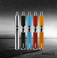 Authentic Yocan Kit Evolve- D Dry Herb Wax Starter Kit Cartri...
