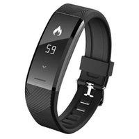 C11 Smartband Armbänder Professionelle wasserdichte IP67 Sport Tragbare Geräte Smartwatch Für iOS Android Xiaomi Band 2
