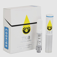 Newest TKO Extracts Vape Cartridge 0. 8ml 1. 0ml Ceramic Coil ...