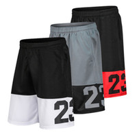 Mens Basketball Sport Gym QUICK- DRY Workout Board Shorts + T...