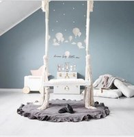 Ins new swing hanging chair children' s room decoration ...