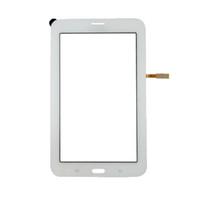 50Pcs 7,0 дюйма для Galaxy Tab Samsung 3 Lite T116 SM-T116 SM-T113 T113 сенсорный экран Digitizer Замена датчика панели