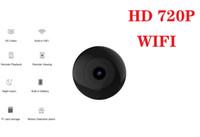 C2 wifi Caméra IP HD Mini caméra de vision nocturne 720P DV caméra sans fil caméscope vidéo à distance Baby Monitor détection de mouvement