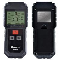 ET825 Batterie Radiation Detection Elektromagnetfelddetektor Elektromagnetische Tester LCD-Display