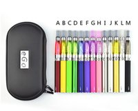 New Double eGo CE4 Colorful Zipper ego case electronic cigar...