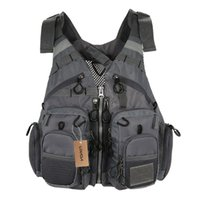 Vests Lixada Outdoor Breathable Fishing Vest Superior Bearin...