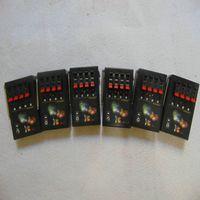 AM04R 6pcs Switch Wireless Switchworks Système de cuisson Système de tir émetteur Récepteur Igniter Ligne électrique Scène de sécurité Sécurité Produit Surveillance Fil de cuivre