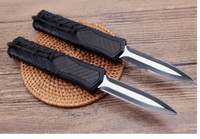banco 8.5inch feita autodefesa 132 Coleção dupla ação tática dobrar presente EDC faca de acampamento faca de caça facas xmas